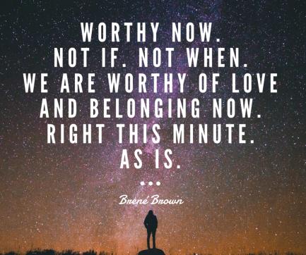 worthy-quote